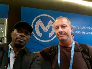 Nkosi Ncube at MuleSoft CONNECT 2019
