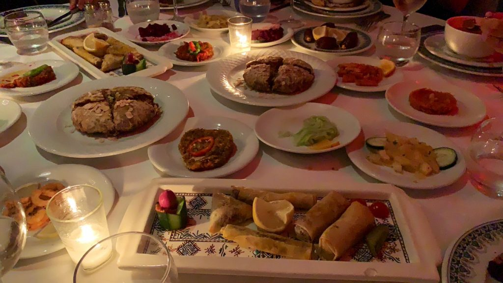 North Africa Dreamin Food