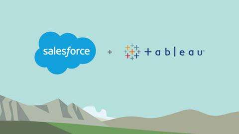 Salesforce and Tableau