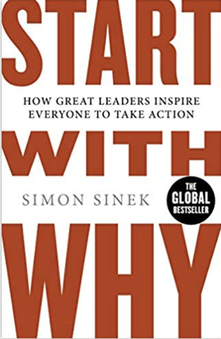Business Related Book Recommendations 2 : Start With Why
