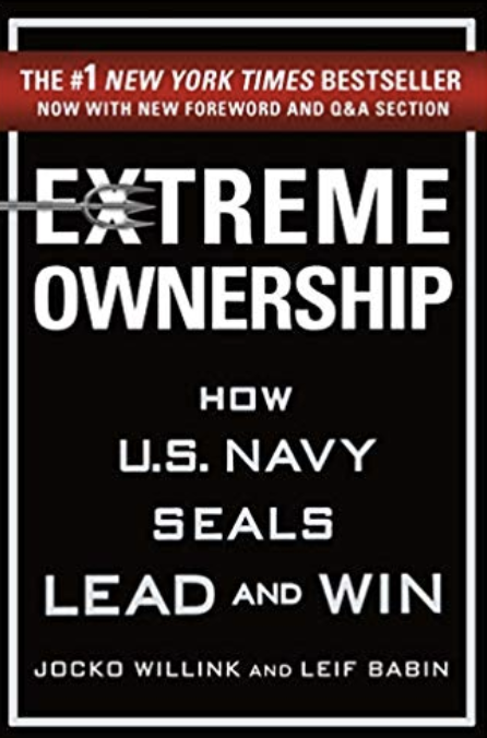 Business Related Book Recommendations 3 : Extreme Ownership