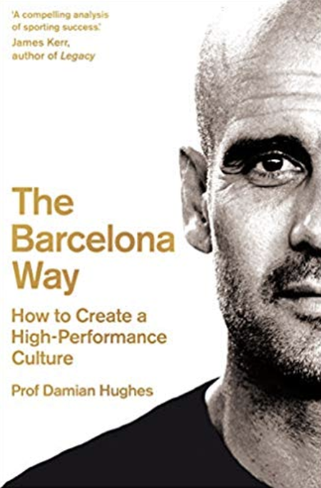 Business Related Book Recommendations 4 : The Barcelona way