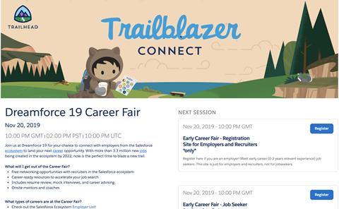 DF19 Career Fair
