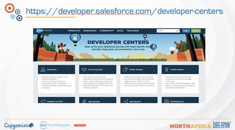 Salesforce Developer Centre