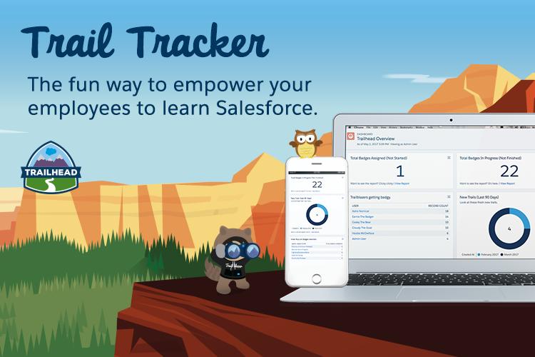 Trail Tracker Salesforce