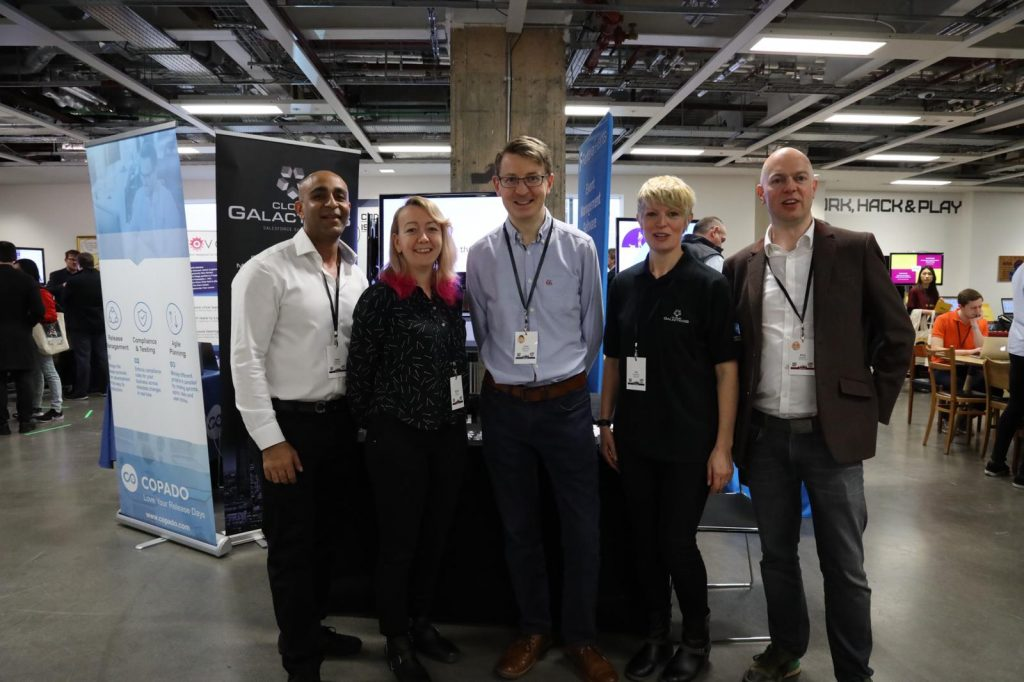 Cloud Galacticos at London's Calling 2020