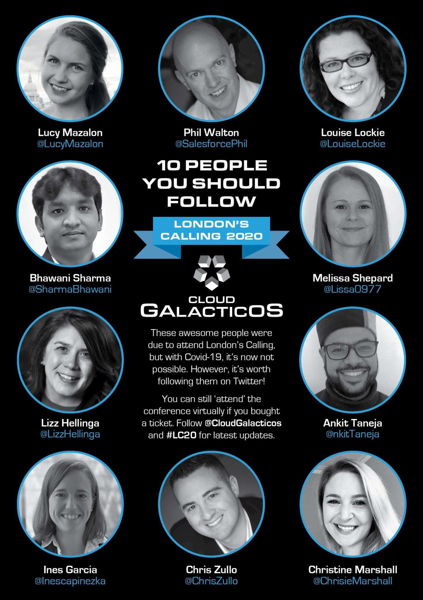 10 People to Meet at London's Calling 2020
