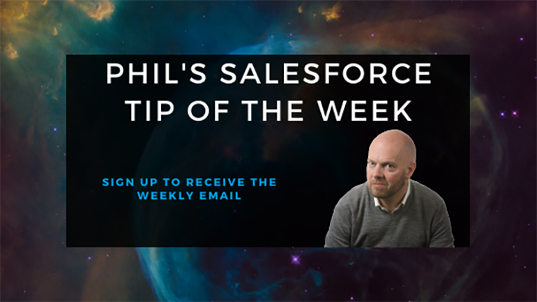 Trailhead Go – Phil's Salesforce Tip of the Week #420