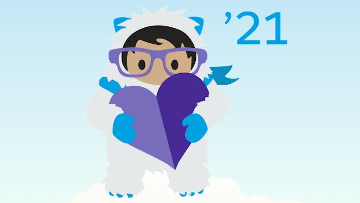 Salesforce Winter 21