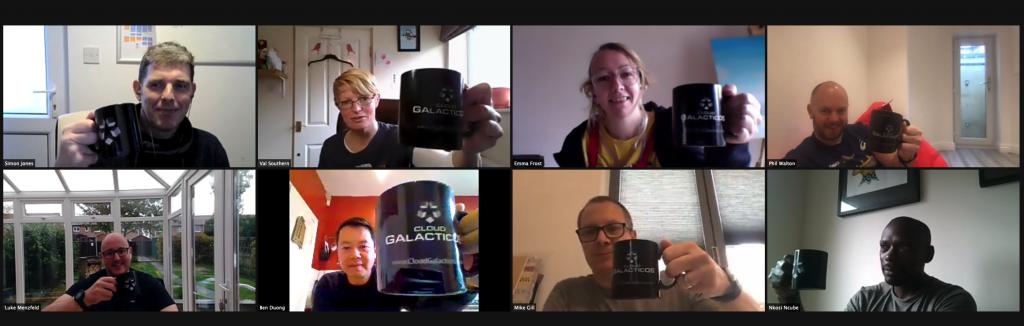 Cloud Galacticos 2020 Highlights
